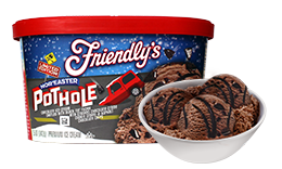Nor'easter Pothole - Your Top 3 Contest For November - Favorite Ice Cream Flavors