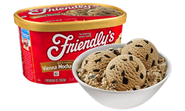 Vienna Mocha Chip - Your Top 3 Contest For November - Favorite Ice Cream Flavors