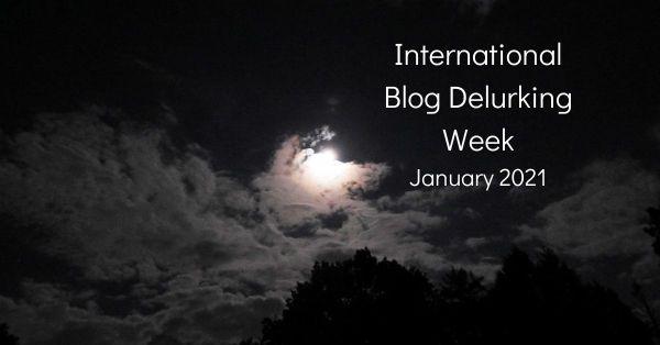 International Blog Delurking Week – 2021 blog thumbnail