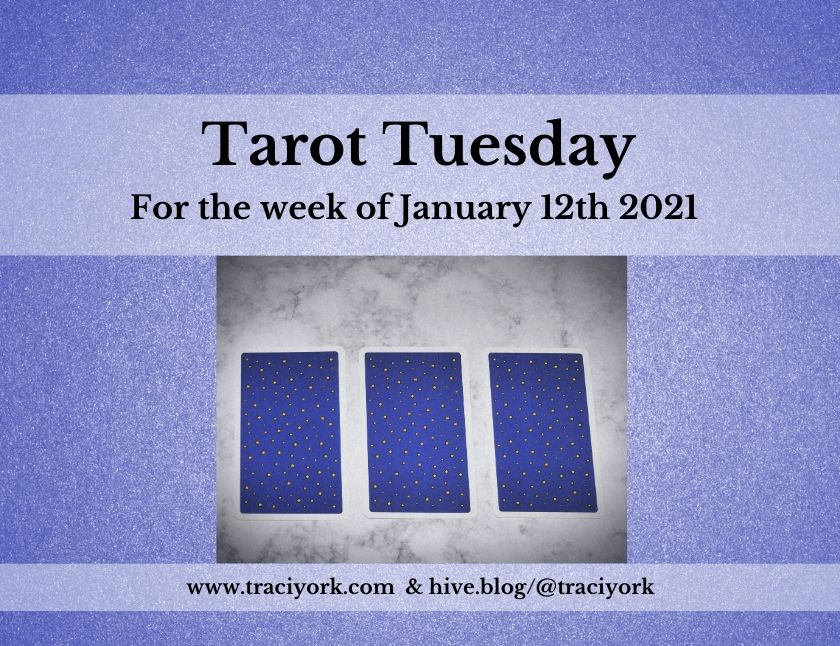 January 12th 2021,Tarot Tuesday thumbnail