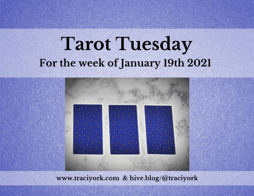 January 19th 2021,Tarot Tuesday thumbnail