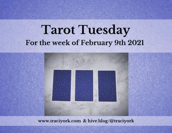 February 9th 2021,Tarot Tuesday thumbnail