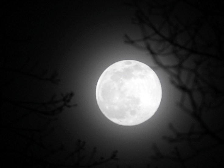 The Full Snow Moon on February 26th 2021