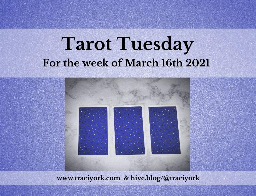 March 16th 2021,Tarot Tuesday thumbnail
