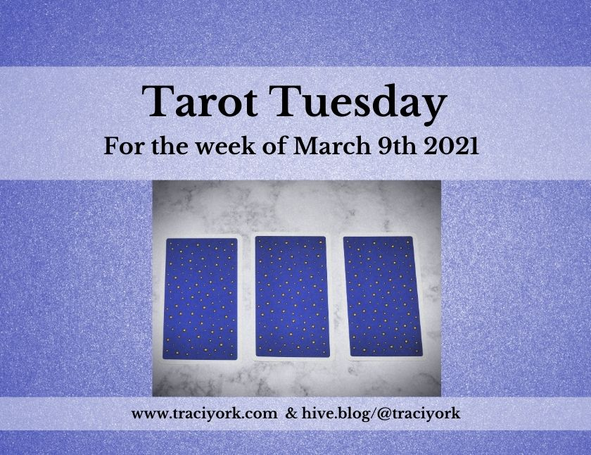 March 9th 2021,Tarot Tuesday thumbnail