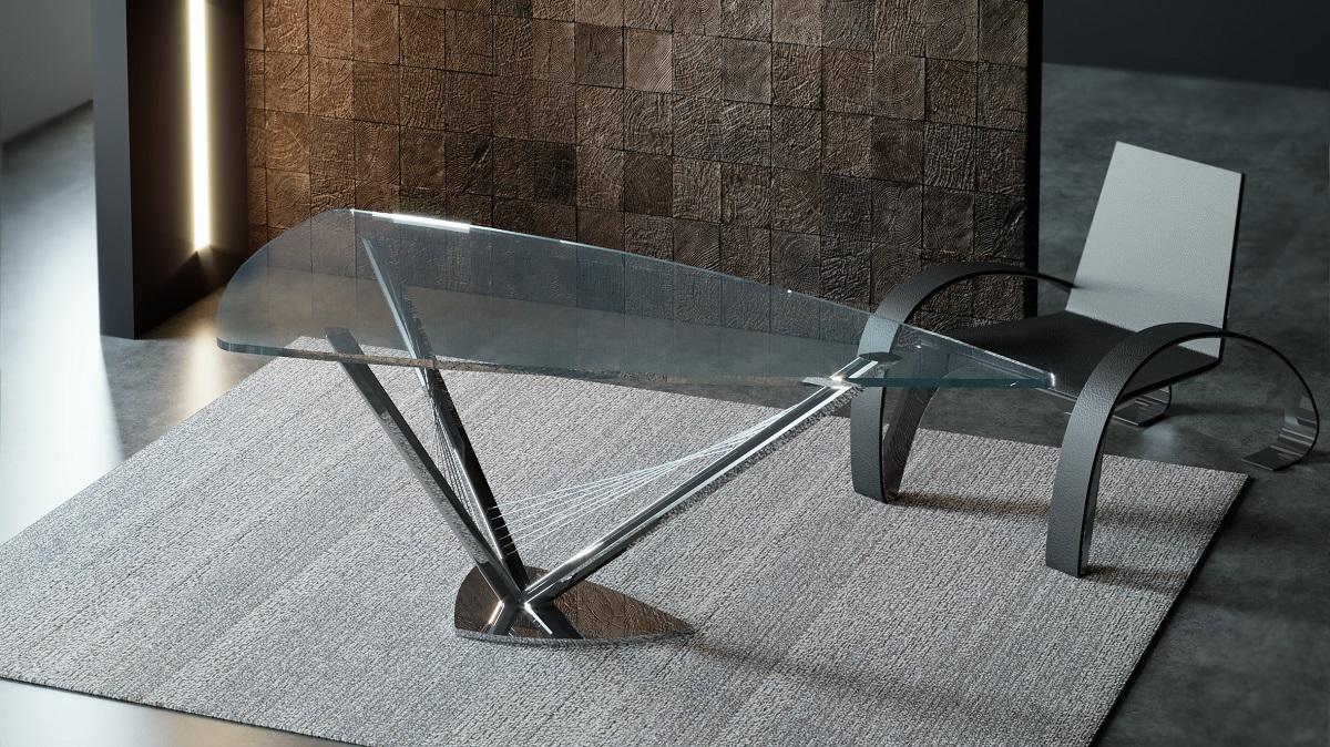 le mobilier en acier un choix de