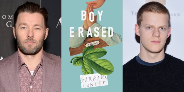 Image result for BOY ERASED movie