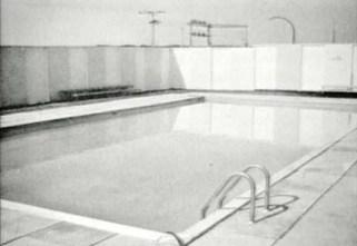 Outdoor pool, CFS Dana, Saskatchewan