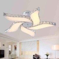 LightInTheBox Led Ceiling Lamps , 5 Light , Simple Modern Artistic MS-86424 Flush Mounted Uplight for Living Room 1 Tier LED Integrated