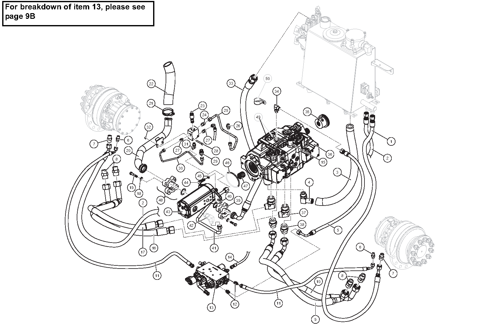 Terex R160t Oem Parts Diagrams