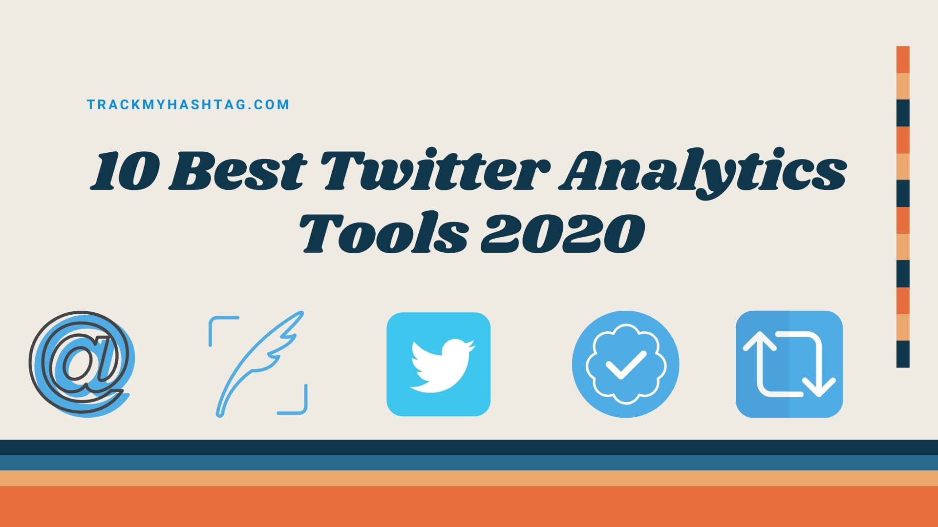 Top 10 Twitter Analytics Tools