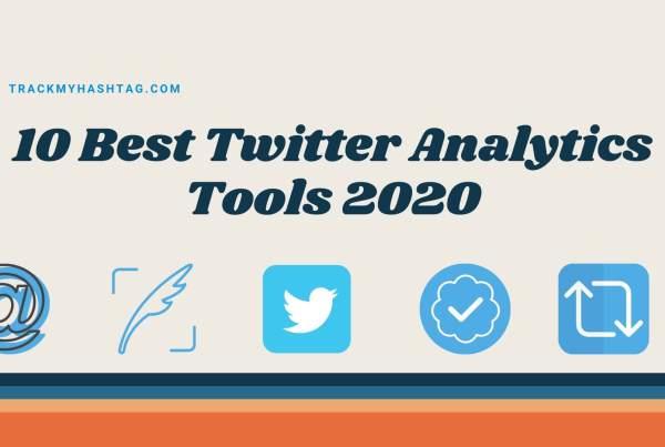 Top 10 Twitter Analytics Tools