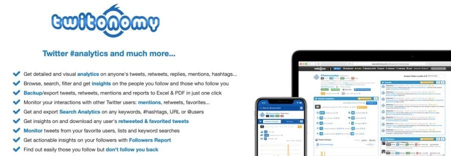 Twitter listening tool