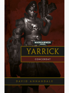 Yarrick : Concordat