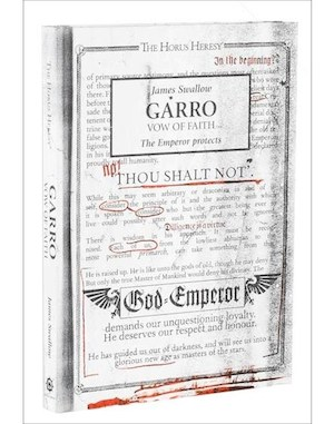Garro : Vow of Faith