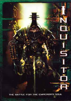The Inquisitor rulebook