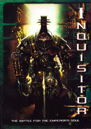 The Inquisitor rulebook