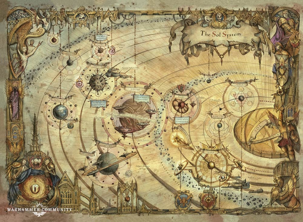 Black Library News & Rumor thread: Siege of Terra novella(s