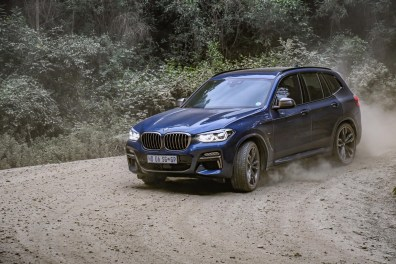 The all-new BMW X3
