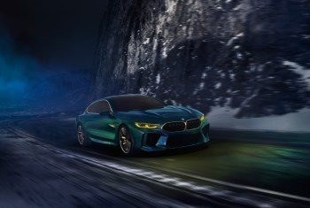 "BMW Concept M8 Gran Coupe<span class=""wtr-time-wrap after-title""><span class=""wtr-time-number"">1</span> min read</span>"
