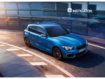 BMW 1 Series 5-Door LCI brochure (2017)