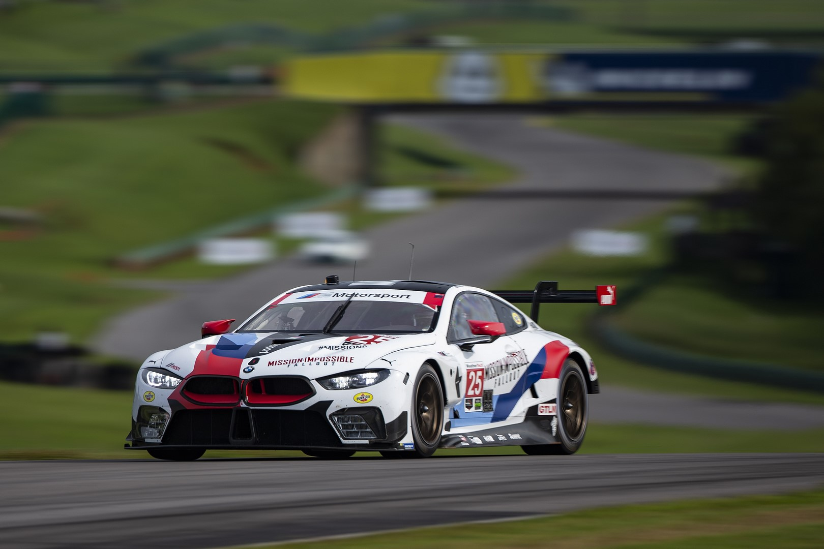 BMW Team RLL delivers first BMW M8 GTE victory!