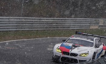 Infamous Eifel Weather Conditions strike at VLN 2​