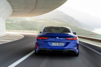 BMW M8 Competition Coupe – Gallery