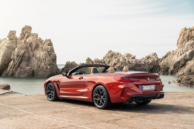 BMW M8 Competition Coupe
