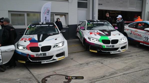 Nürburgring Nordschleife VLN3 2019 BMW By Frank Ilge
