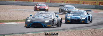 Furious Races at Blancpain GT World Challenge Europe