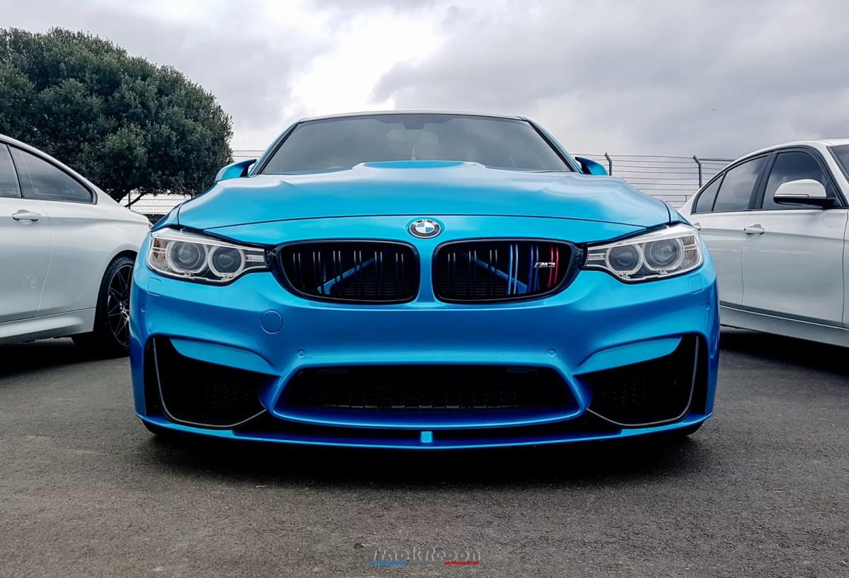 The First Ever BMW M Fest at Kyalami GP Circuit, SA