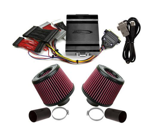BMW N54 JB4, BMS Data Cable Device Connection and Dual Cone Intake Combo