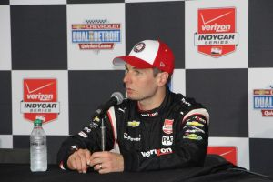 The Detroit Dual #1 Pole Sitter Will Power