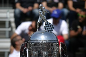 Borg Warner Trophy.