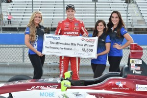 Pigot Pole Check Presentation at MKE