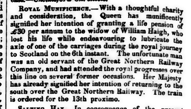 The York Herald 29th September 1855, page 10 From The British Newspaper Archive Image © THE BRITISH LIBRARY BOARD. ALL RIGHTS RESERVED