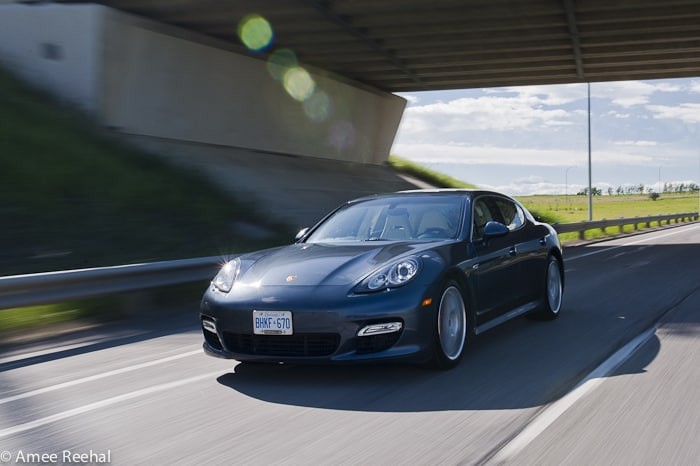 2009 porsche panamera turbo review