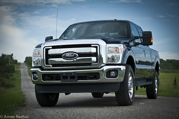 2011 ford f350 review
