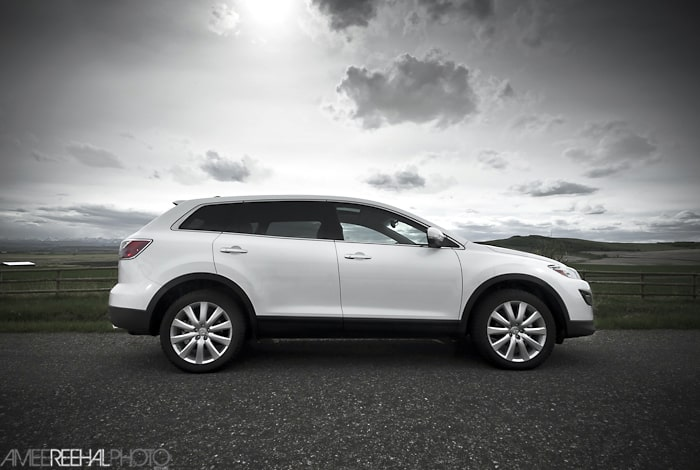 2010 mazda cx-9 gt review