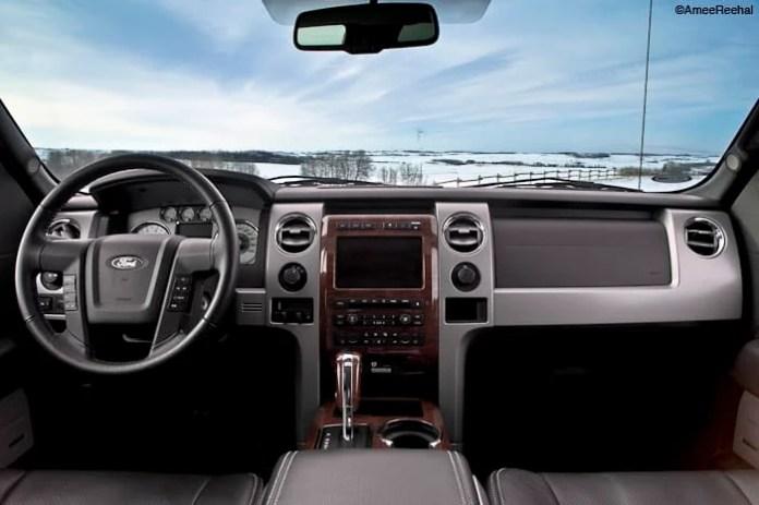 2009 Ford F150 SuperCrew 5.4L V8 Review