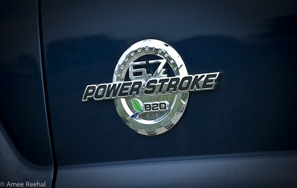 2011 Ford F350 SuperDuty 6.7L V8 Diesel Review