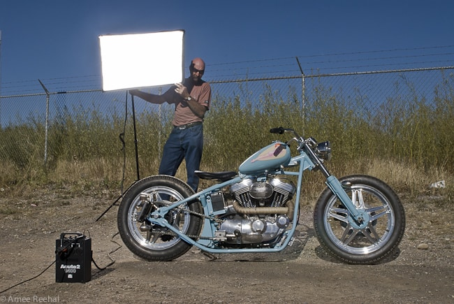 TJ Cycle's Sportster Custom: Old Parts for a New Motorcycle