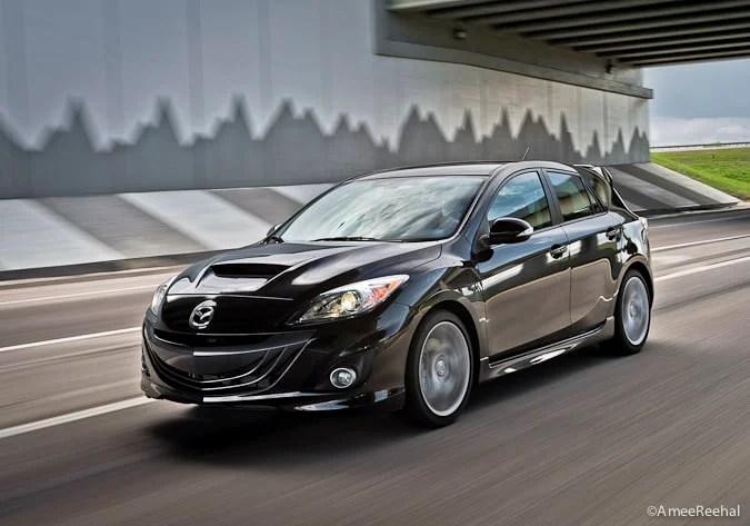 2011 MazdaSpeed3 Review