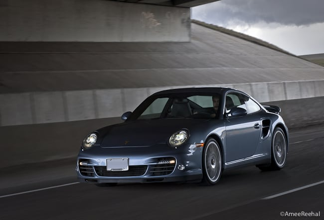 2011 Porsche 911 Turbo S Coupe Review