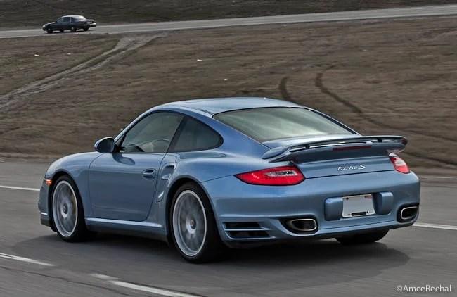 2011 Porsche 911 Turbo S Coupe Review