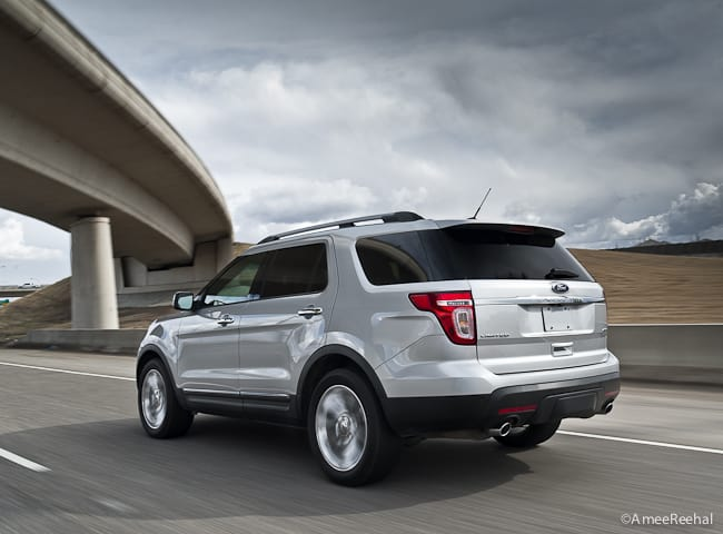 2011 Ford Explorer Limited Review