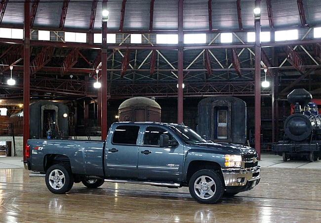 2011 Chevrolet Silverado HD Review