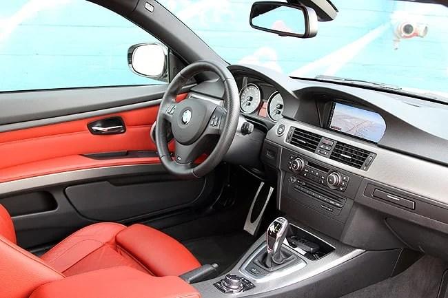 2011 BMW 335is Coupé Review interior