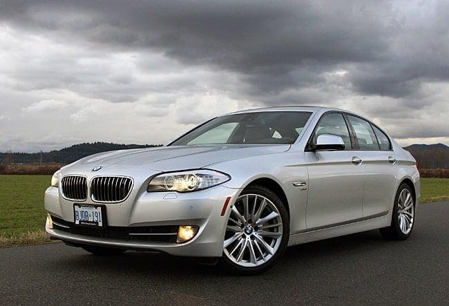 2011 BMW 550i xDrive Review